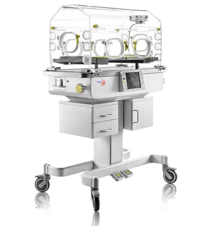 Baby Infant Incubator provides the atmosphere just like Mother's Womb for Newborn Premature Babies.